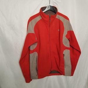 The North Face flight series windwall jacket